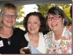 Merri Rudd, Kathy Caradine, Roxane Taylor